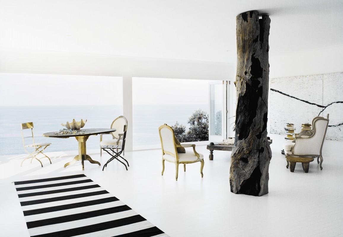 Stunning interior/lulu klein