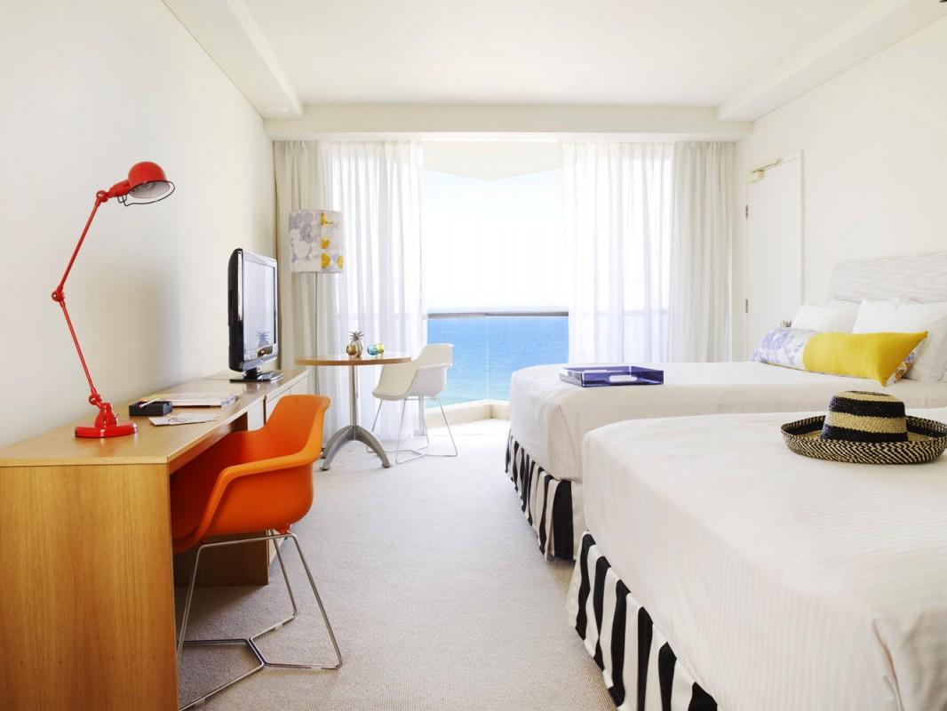 Twin Ocean View room 04-015