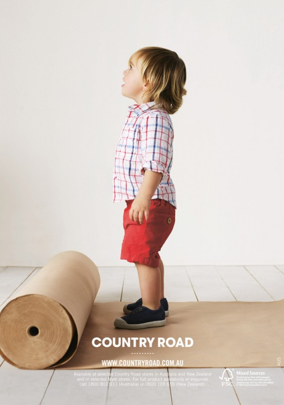 Country Road Kids SS10