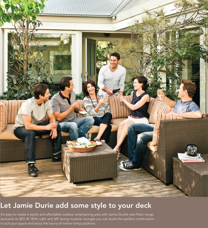 Patio by Jamie Durie